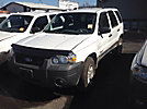 2006 Ford Escape Hybrid 4-Door Sport Utility Vehicle