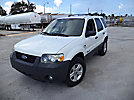 2006 Ford Escape Hybrid 4x2 4-Door Sport Utility Vehicle
