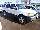 2006 Ford Escape Hybrid 4x4 4-Door Sport Utility Vehicle