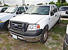 2006 Ford F150 4x4 Extended-Cab Pickup Truck