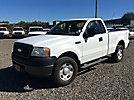 2006 Ford F150 4x4 Pickup Truck