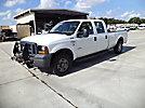 2006 Ford F250 4x4 Crew-Cab Pickup Truck