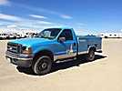 2006 Ford F250 4x4 Enclosed Service Truck