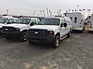 2006 Ford F250 4x4 Extended-Cab Pickup Truck
