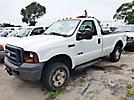 2006 Ford F250 4x4 Pickup Truck