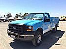 2006 Ford F250 4x4 Service Truck,