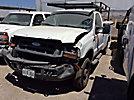 2006 Ford F250 4x4 Service Truck