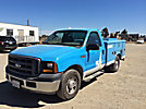 2006 Ford F250 Enclosed Service Truck