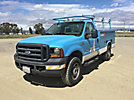 2006 Ford F350 Service Truck