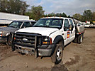 2006 Ford F450 4x4 Flatbed Truck