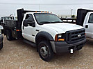 2006 Ford F550 Flatbed Truck