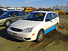 2006 Ford Focus SE ZXW 4-Door Station Wagon