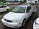 2006 Ford Focus ZX4 4-Door Sedan