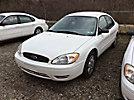 2006 Ford Taurus 4-Door Sedan