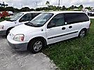 2006 Ford Windstar Cargo Van