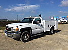 2006 GMC C2500HD Service Truck, 8145 hours CNG / 2696 hours gasoline