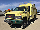2006 GMC C5500 4x4 Chipper Dump Truck