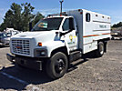 2006 GMC C6500 Dump Chipper Truck