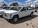 2006 GMC Canyon 4x4 Extended-Cab Pickup Truck