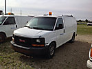 2006 GMC G1500 AWD Cargo Van