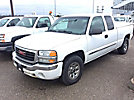 2006 GMC K1500 4x4 Extended-Cab Pickup Truck