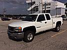 2006 GMC K2500HD 4x4 Extended-Cab Pickup Truck