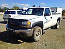 2006 GMC K2500HD 4x4 Pickup Truck