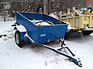 2006 Homemade Material Trailer