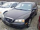 2006 Hyundai Elantra 4-Door Sedan