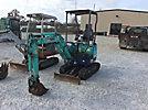 2006 IHI 15NX2 Mini Hydraulic Excavator