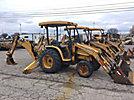 2006 John Deere 110 4x4 Mini Tractor Loader Backhoe