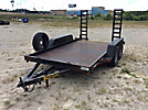 2006 Kaufman T/A Tagalong Equipment Trailer