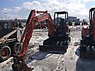 2006 Kubota KX121-3 Super Series Mini Hydraulic Excavator