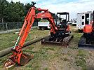 2006 Kubota KX161-3 Mini Hydraulic Excavator,