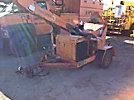 2006 Midsouth WC-412 Chipper (12 Drum), trailer mtd