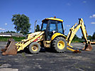 2006 New Holland LB110-B 4x4 Tractor Loader Extendahoe