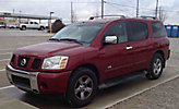 2006 Nissan Armada SE 4x2 4-Door Sport Utility Vehicle