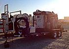 2006 Pall HTP070 Transformer Fluid Conditioning Purifier, mtd on 2006 TRT T/A support trailer
