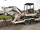 2006 Terex HR18 Mini Hydraulic Excavator