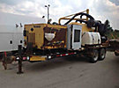 2006 Vermeer/McLaughlin VF800DHDREC Portable Vacuum Unit, trailer mtd
