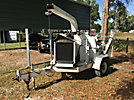 2007 Altec Environmental Products DC1217 Chipper (12 Disc), trailer mtd