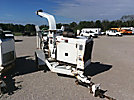 2007 Altec Environmental Products DC1317 Chipper (13 Disc), trailer mtd