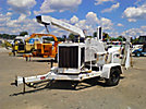 2007 Altec Environmental Products DC1419, 14 disc, trailer mtd