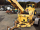 2007 Altec Environmental Products WC126 Chipper (12 Drum), trailer mtd