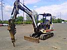 2007 Bobcat 331G Mini Hydraulic Excavator