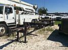 2007 CFSW Extendable T/A pole trailer