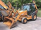 2007 Case 580M Series 2 4x4 Tractor Loader Extendahoe