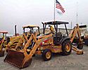 2007 Case 580M Series 2 Tractor Loader Backhoe