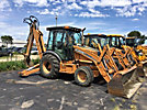 2007 Case 590 Super M Series 2 4x4 Tractor Loader Extendahoe