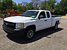 2007 Chevrolet C1500 Extended-Cab Pickup Truck